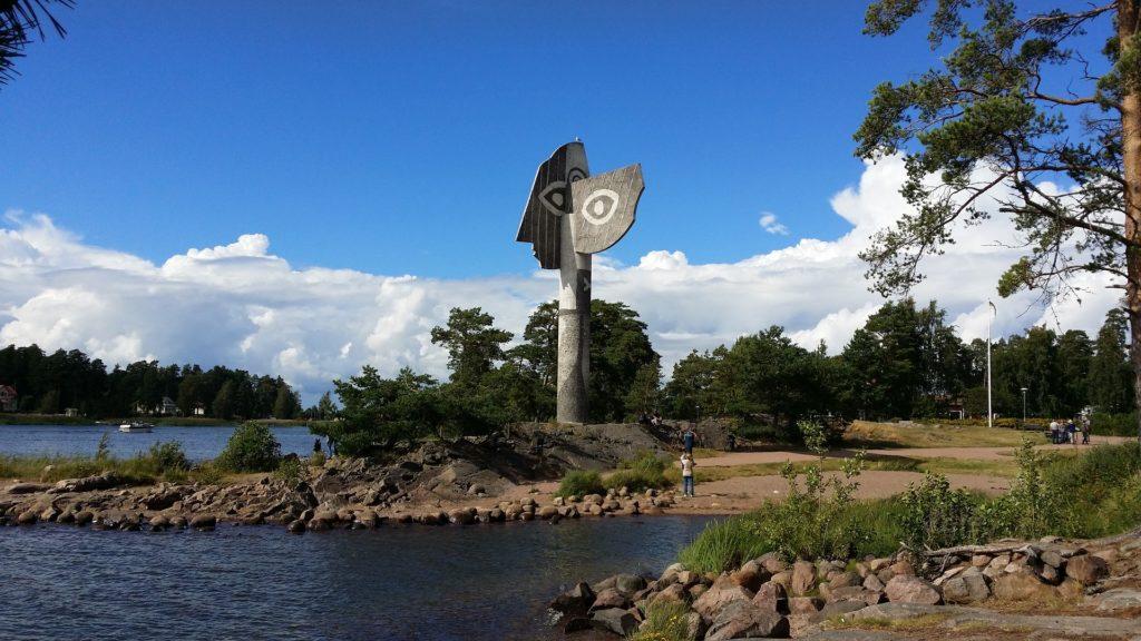 Picasso Skulptur in Kristinehamn, Schweden Foto: Catta Kvarn via pixabay.de