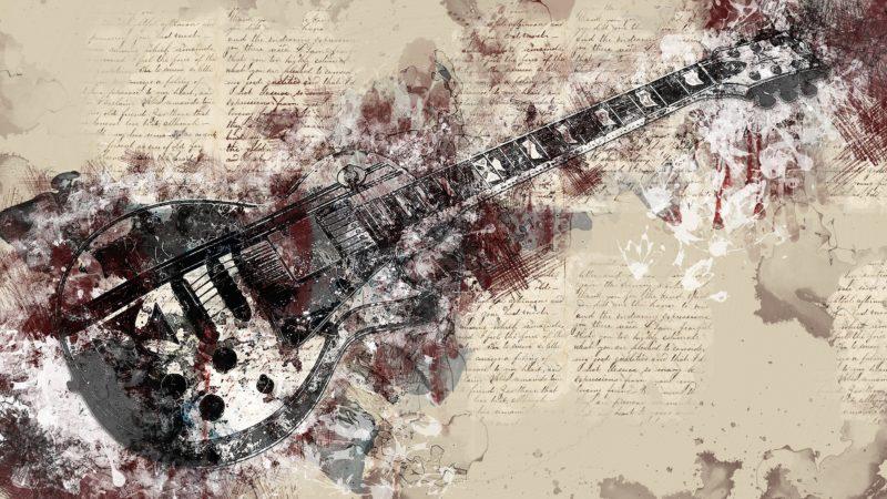 Gitarre & Text | Arthur Halucha
