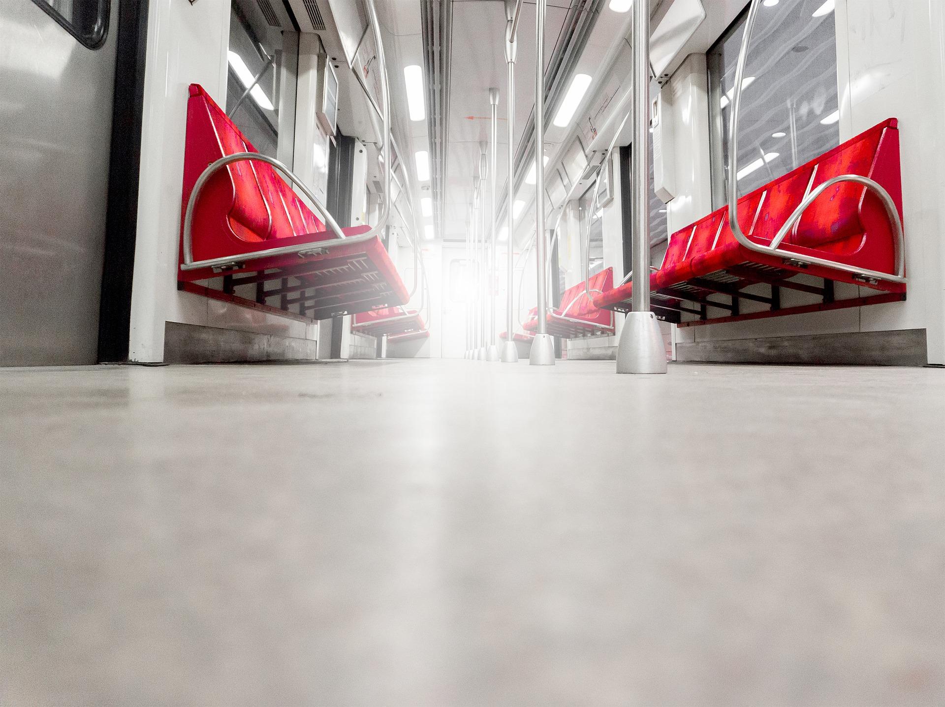 Metro || Foto: Tero Vesalainenvia pixabay