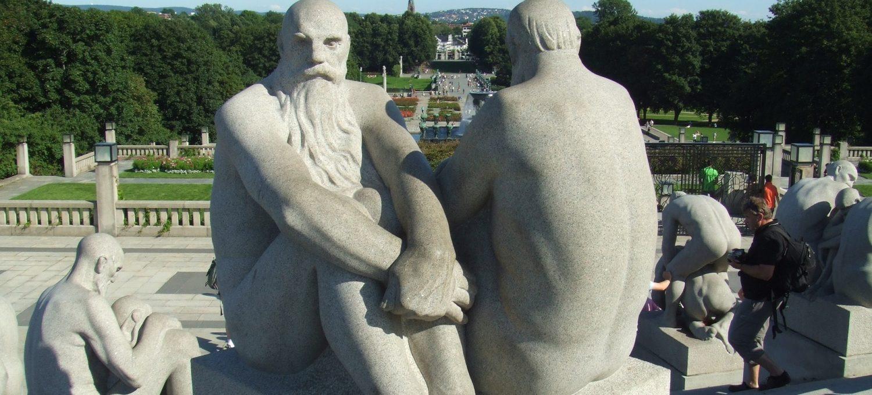Frognerpark, Oslo   Gustav Vigeland (1869- 1943)