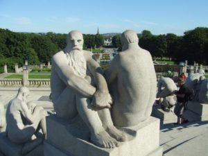 Frognerpark, Oslo | Gustav Vigeland (1869- 1943)