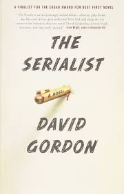 BuchCover: David Gordon - The Serialist